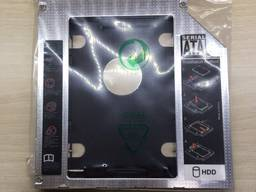 Карман для другого HDD / SSD металевий (Optibay Caddy)