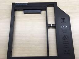 Карман для другого HDD / SSD пластиковий (Optibay Caddy)