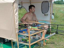 Карповая «сижа-палатка» для рыбалки