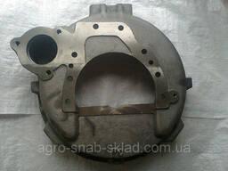 Картер (кожух) маховика ЮМЗ (двигатель СМД-15) 15Н-08.0103К2
