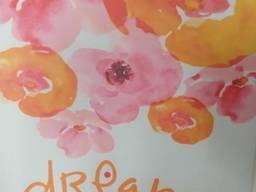 Картина репродукция Dream 45*45 см.