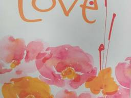 Картина репродукция Love 45*45 см