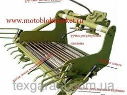 Картофелекопател Активный для мотоблоков и трактора