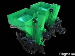 Картофелесажалка двухрядная для мототрактора КСН-2МТ-90