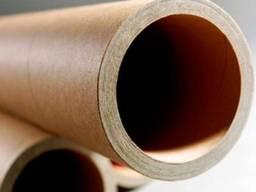 Картонна гільза (Картонна шпуля, картонна труба, тубус)