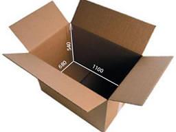 Картонні коробки гофротара гофроящик