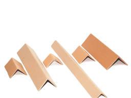 Уголок защитный картонный 30х30х3 мм