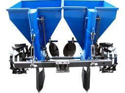 Картоплесаджалка 2-р. для мототрактора (кс11)