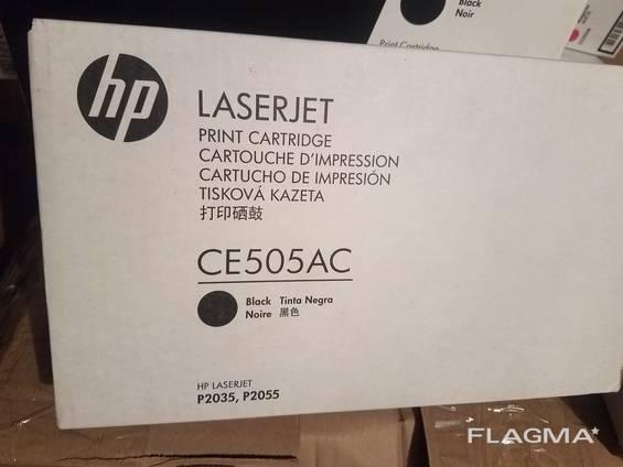 Картридж HP 05A ce505a
