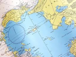 Карты морские