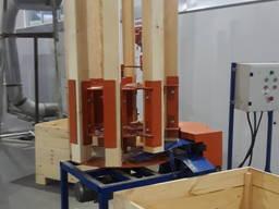 Карусельный торцовочный автомат КТА 8-150