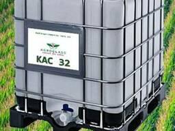 КАС 32 Agroglass — карбамидно-аммиачная смесь