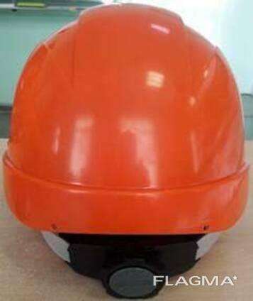 Каска защитная Импортная оранжевая