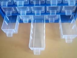 Органайзер К30, кассетница, сортовик, ящик, ячейка