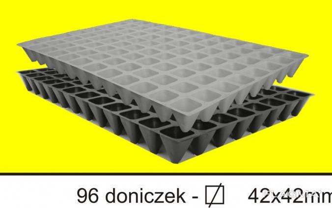Кассеты для рассады на 54,77,96,160,260 ячеек600*400(Polska)