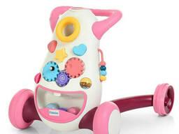Каталка-ходунки FD-6820-8 розовый