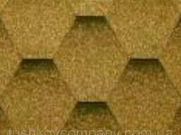Katepal Битумная черепица Katrilli (Золотой песок)
