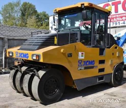 Каток дорожный XCMG XP163