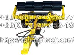Каток рубака КЗК-6 (подрібнювач) мульчувач