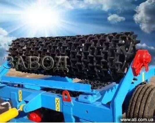 Каток зубчато-шпоровый КЗШ-6Г