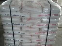 Каустическая сода 98. 8% гранулированная - Иран