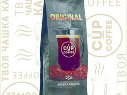 "Кава ""Cup-Coffee"" мелена/зернова Original 250гр"