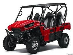 Kawasaki Teryx 4 2014 – сверхмощный мотовездеход