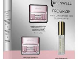 Keenwell Набор Progresif для глаз 25 мл + 25 мл + 15 мл. ..