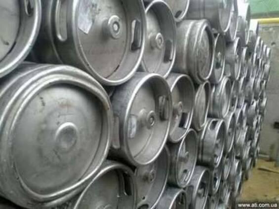 КЕГи пивні купую від 15 шт від 1300грн металеві на 50 літрів