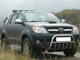 Кенгурятник Toyota Hilux 2005-