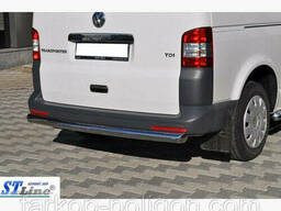 Кенгурятники и дуги Volkswagen Transporter T5 (Multivan). ..