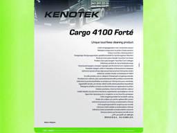 Активная пена для бесконтактной мойки CARGO 4100 (Kenotek)