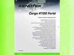 Kenotek Cargo 4100 Forte NEW