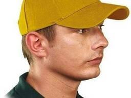 Кепка Lux цвет жёлтый