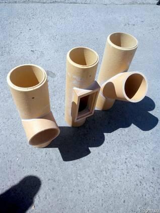 Керамические трубы для дымоходов HART (Германия)цена купить