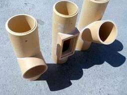 Керамические трубы для дымохода купить киев цена