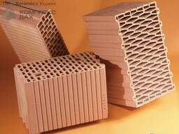 Керамічний блок Porotherm 44 P W