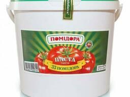 """Кетчуп лагідний """" 33 помидора"""" 5 кг"""