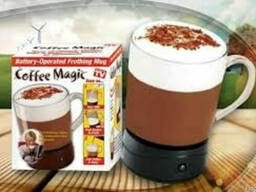 Киев.Чашка Coffee Magic для приготовления кофе (кружка Кофе
