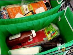 Киев.Удобная сумка для покупок Grab Bag, Грэб Бэг