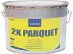 Kiilto 2K Parqet (Киллто Паркет)5, 7кг двухкомпонентный клей