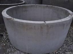 Кільце КС 7.9 ПН (моноліт. днище)