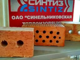 Кирпич керамический рядовой утолщенный М-100