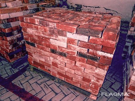 Кирпич красный и белый полуторный отличное качество Ичня