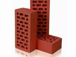 Кирпич красный керамический М100 Херсон