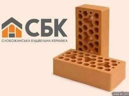 Кирпич облицовочный СБК
