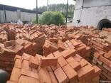 М100 кирпич красный цена /М100 цегла будівельна ціна. - фото 5