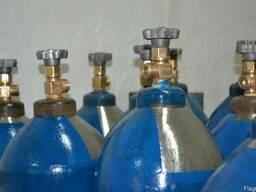 Кислород, Аргон, Азот, Гелий, Аргон, Углекислота