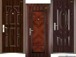 Китайские входные двери.