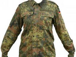 Китель НАТО Bundeswehr флектарн б/у